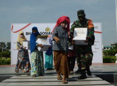 Satukan Kekuatan, Alumni AKABRI 96 Gelar Baksos Untuk Indonesia