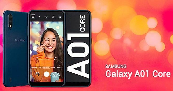 Samsung Galaxy A01 Core Harga Sejuta Fitur Luar Biasa Warta Indonesia