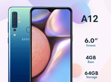Samsung Galaxy A12 Seharga 2 Jutaan Tampil Awesome Dengan Performa Dahsyat
