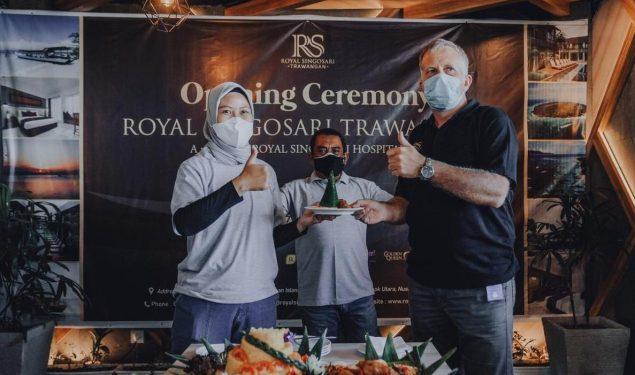 Royal Singosari Trawangan Lombok Siap Ramaikan Dunia Pariwisata