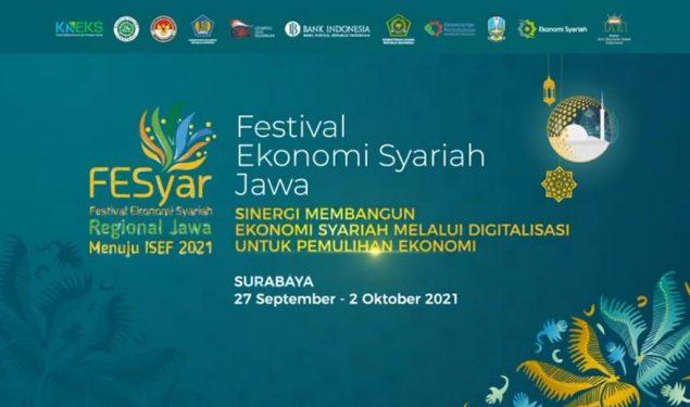 Fesyar 2021 Cara BI Dukung Perkembangan Ekonomi dan Keuangan Syariah Indonesia