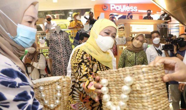 Gubernur Khofifah : Produk Halal Menjadi Tren Dunia Serta Gaya Hidup Global