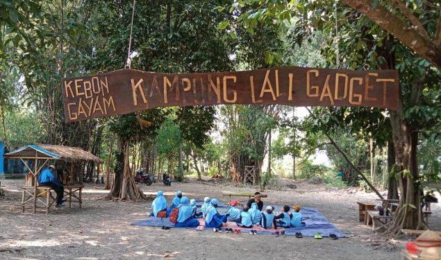 "SD Al Falah Surabaya Ajak Siswa Siswi Kunjungi ""Kampung Lali Gadget"""